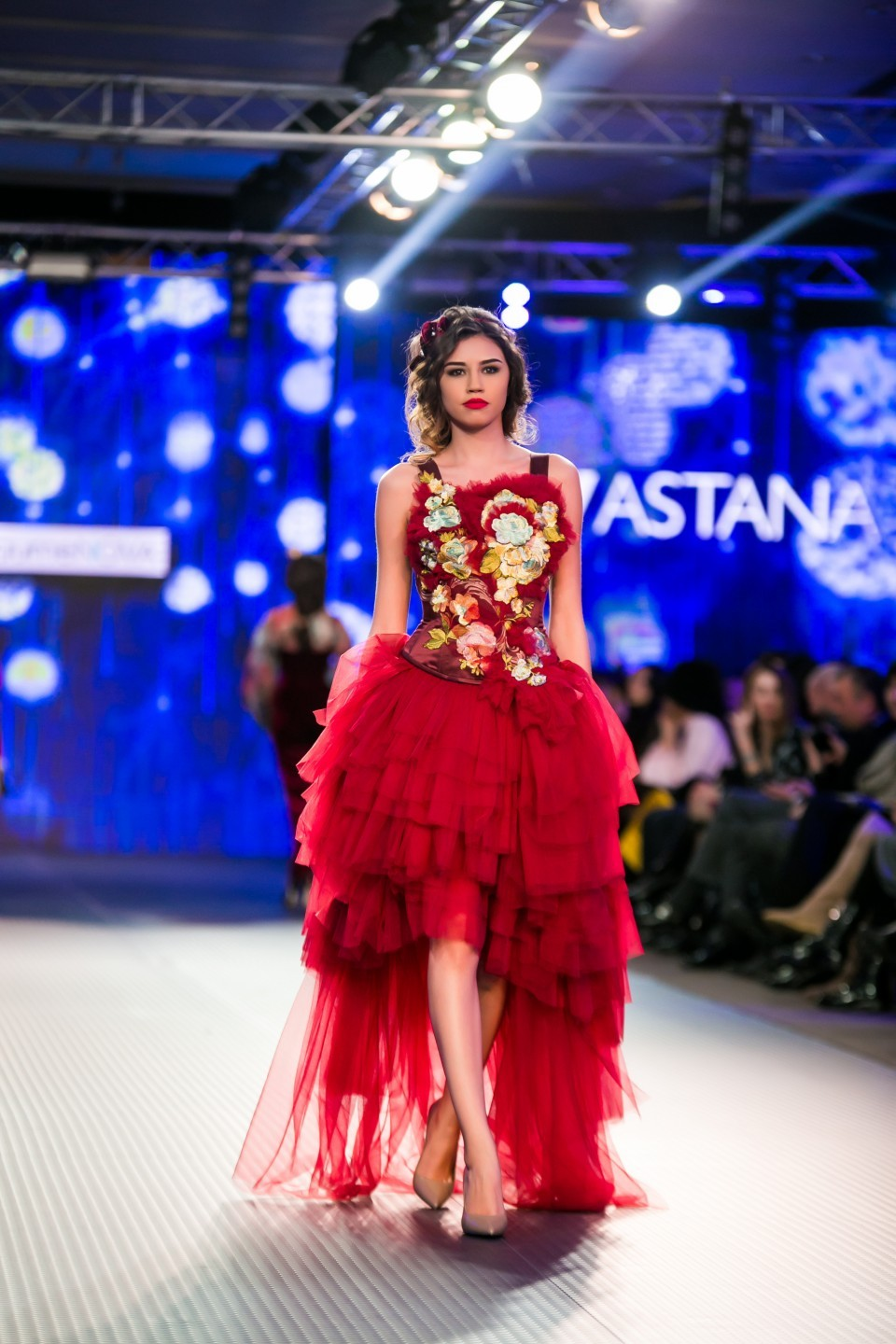 Показы Kazakhstan Fashion Week Astana 1