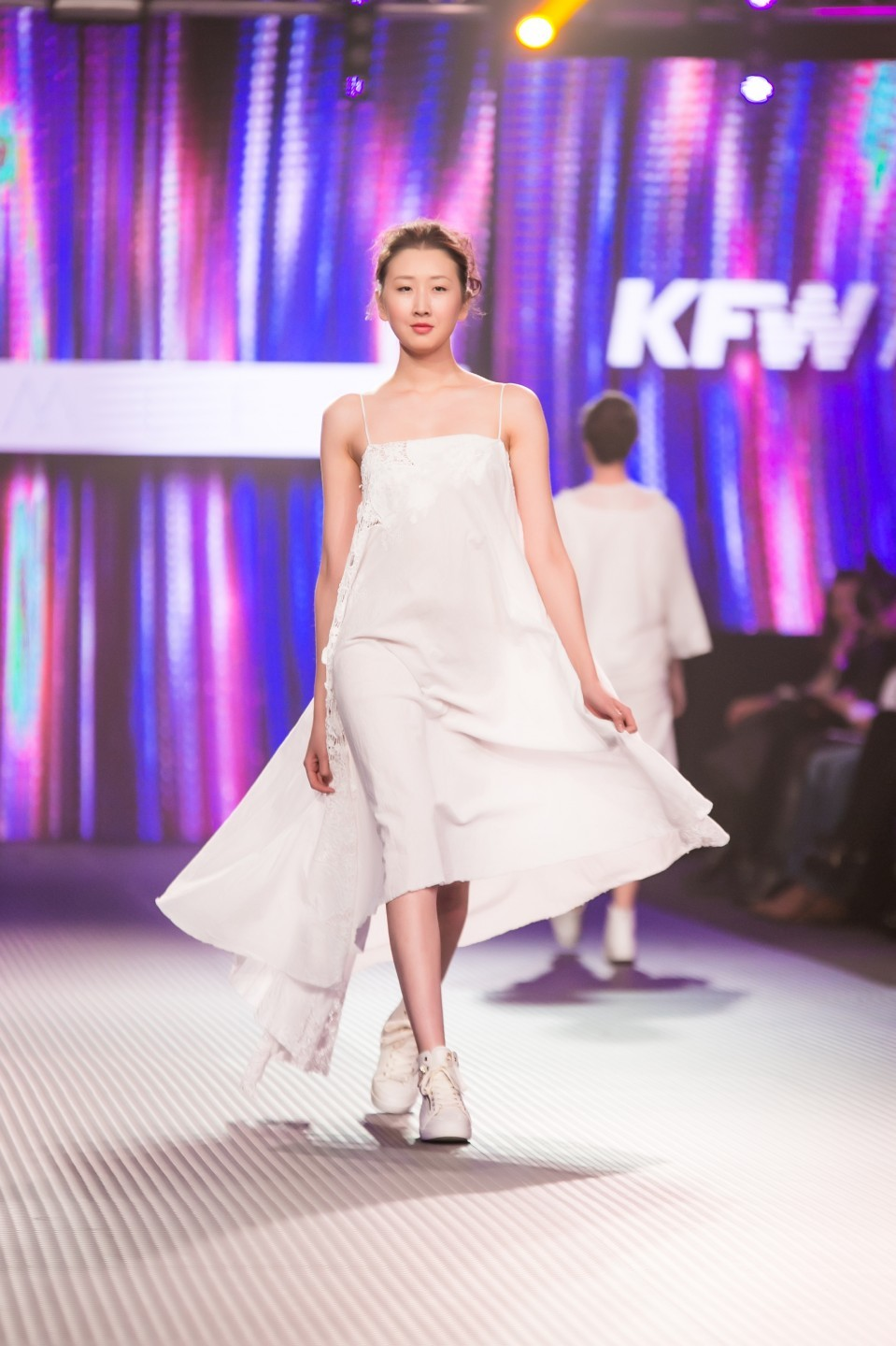 Показы Kazakhstan Fashion Week Astana 3