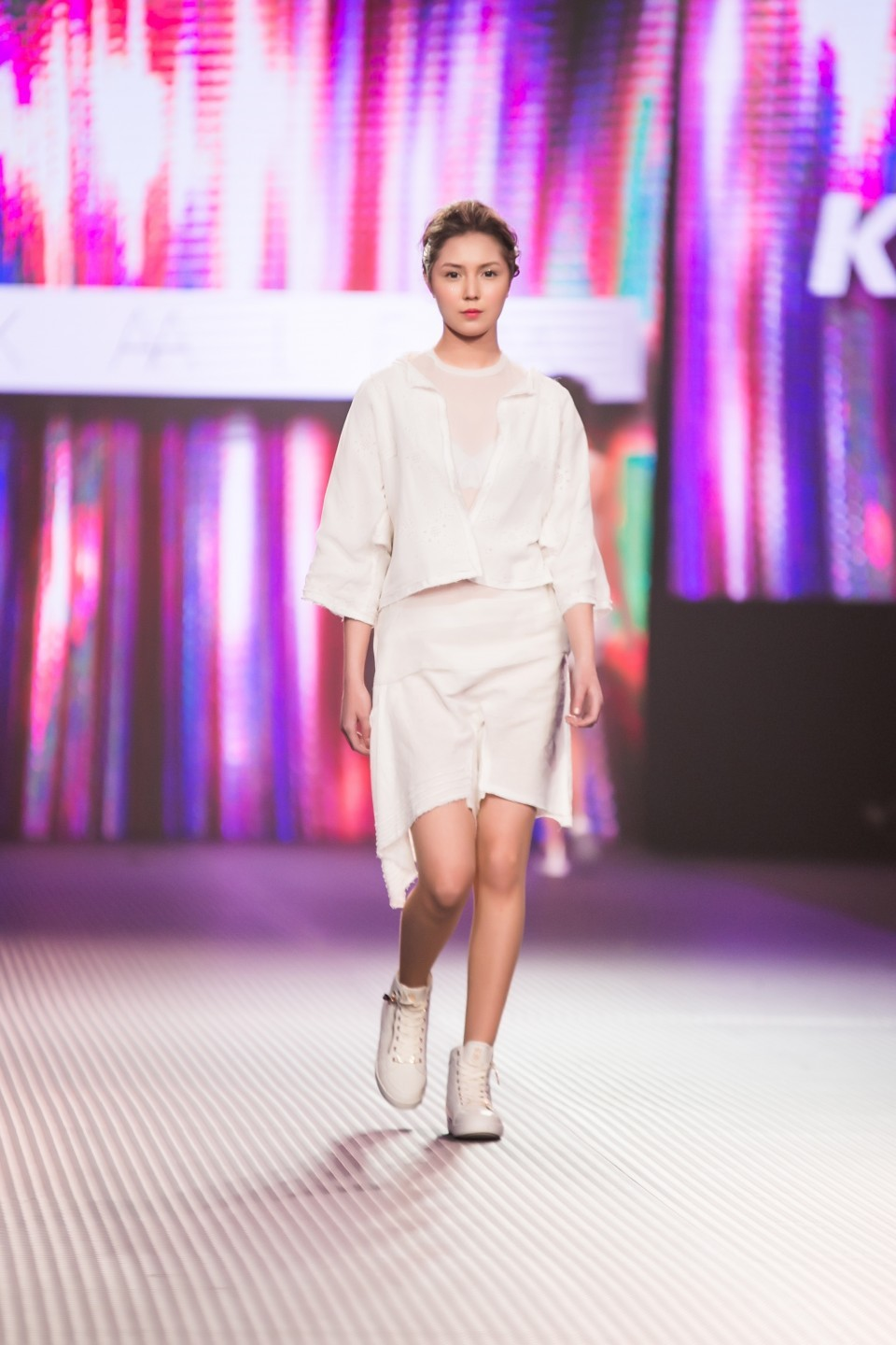 Показы Kazakhstan Fashion Week Astana 4