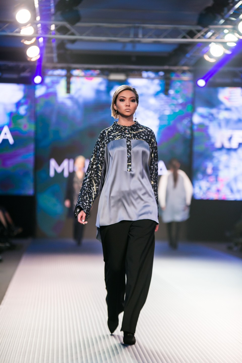 Показы Kazakhstan Fashion Week Astana 5