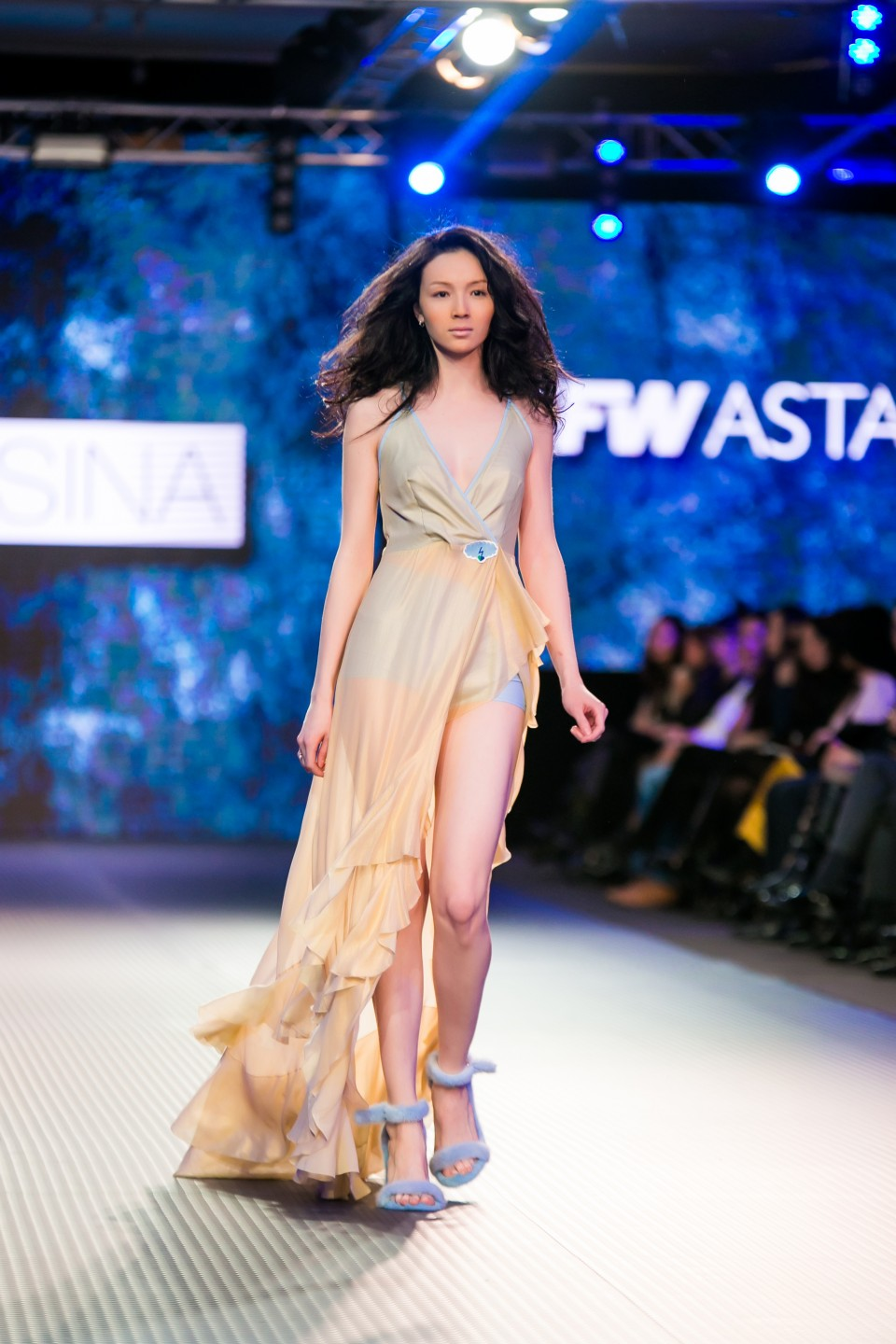 Показы Kazakhstan Fashion Week Astana 8