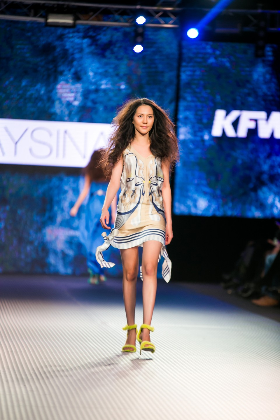 Показы Kazakhstan Fashion Week Astana 7