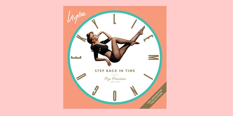 Step Back in Time; Kylie Minogue